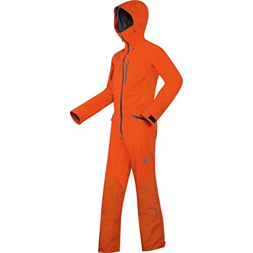 Mammut Nordwand Pro HS Suit orange
