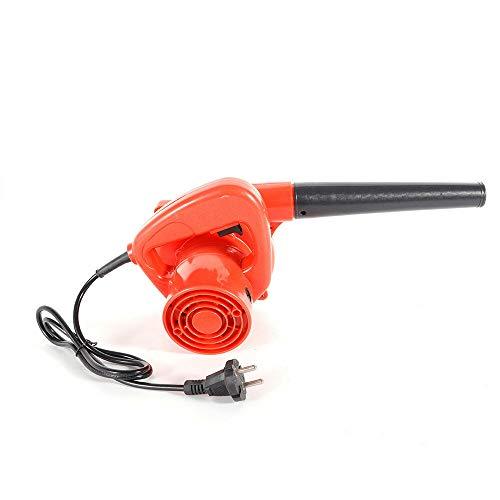 Soplador de mano eléctrico de 700 W, aspirador de polvo, aspirador de...