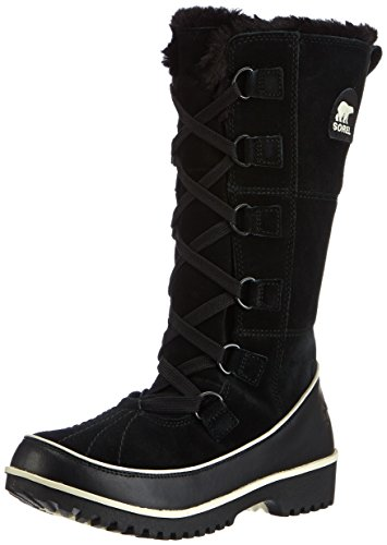 Sorel Women's Tivoli High II Snow Boot, Black, 5 M US