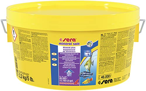 sera mineral salt 2,3 kg