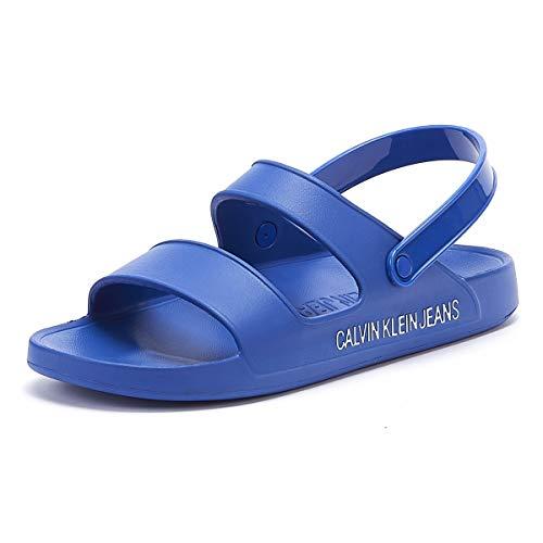 Calvin Klein Jeans Prisca Mujer Azul Sandalias-UK 6 / EU 39