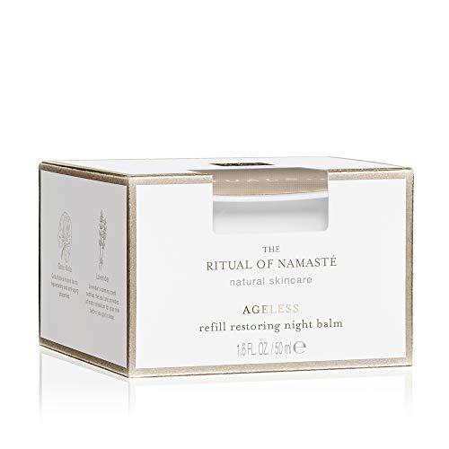 RITUALS The Ritual of Namasté Straffender Nachtbalsam zum Wiederbefüllen, Ageless Kollektion, 50 ml