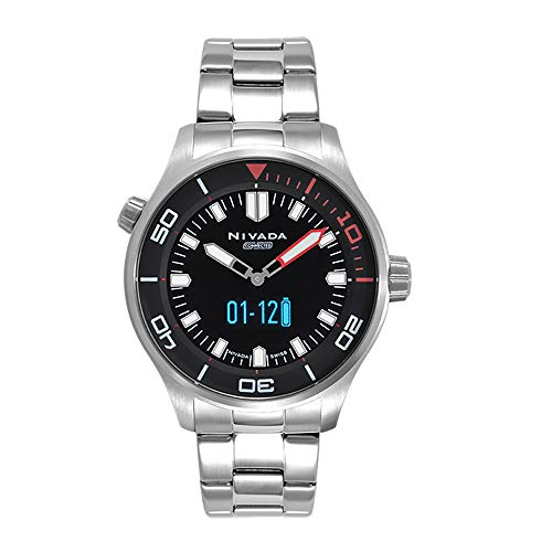 Reloj Nivada Swiss Connected para Hombres 45mm