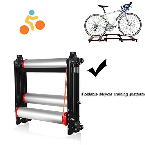 XFY Fietstrainer voor fiets, mountainbike, rol, racesport, training, weerstand, voor 16-29 inch