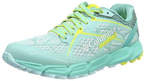 Columbia Caldorado Ii, Zapatillas de Running para Asfalto para Mujer, Azul (Aquarium, Zour), 40 EU