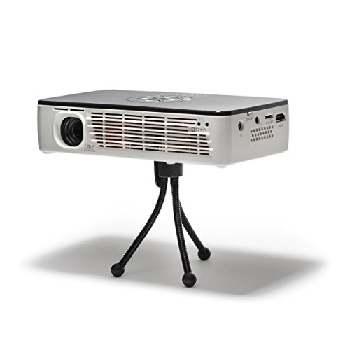 AAXA KP-700-01 P700 WXGA LED Pico Projector, 650 Lumens, 70+ Min Battery, Native 1280x800 HD Resolution, 15,000 Hour LED, HDMI, Media Player, DLP Photo #5