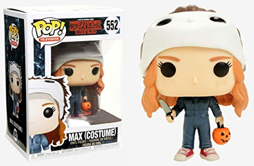 Funko POP! Stranger Things: Max Exclusivo