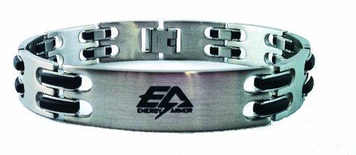 Energy Armor Herren Energieband, Metall, L, 001-264-02-04-L