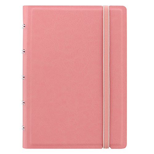 Filofax 115064 nachfüllbar Pocket Pastells Notebook–Rose