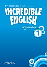 Incredible English: 3: Class Book by OUP Oxford (8-Mar-2012) Paperback