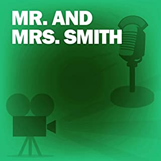 Mr. and Mrs. Smith audiobook cover art