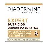 Diadermine - Expert Nutrición Crema diurna facial - con 30 nutrientes vitales: nutre, repara y fortalece - 50ml
