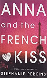book cover of Anna and the French kiss, books set in another country