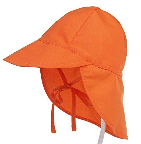 FRAUIT baby-jongenmuts unisex kinderen zonwering hoed buiten kap baby mooie zachte hoed cap met nekbescherming ring