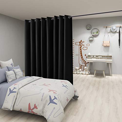 FLOWEROOM Raumteiler Vorhang 2,5m breit...