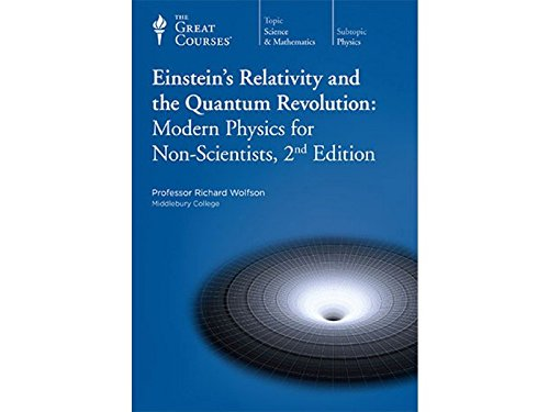 Einstein's Relativity and the Quant…