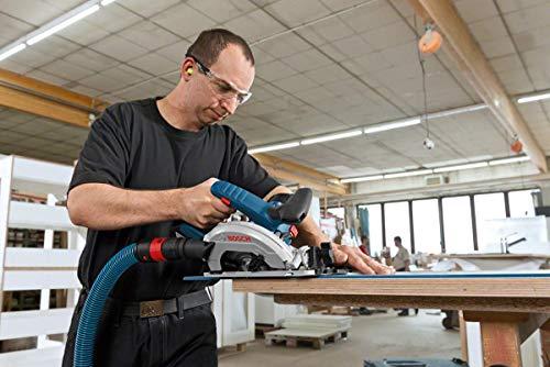Bosch Professional GKS 18 V-57G Akku-Kreissäge, Sägeblatt-Ø 165 mm, Solo Version, L-BOXX, 1 Stück, 06016A2101 - 6