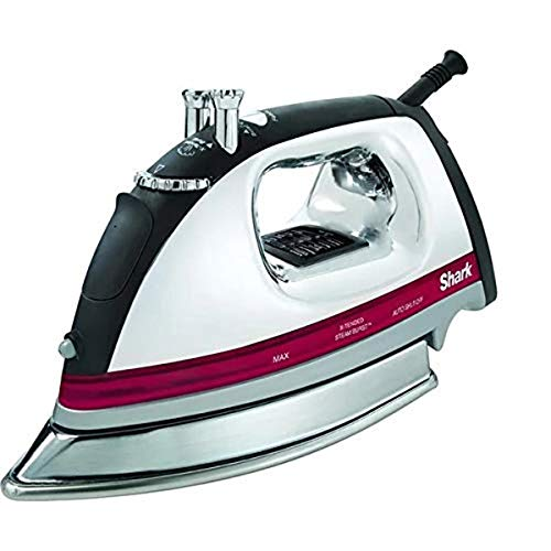 Shark GI435 Professional Electronic Iron, Silver