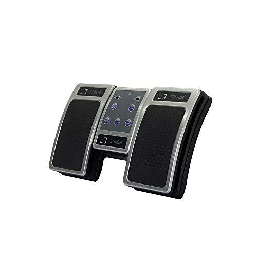 KNDJSPR Pedal de música inalámbrico, Adecuado para Cambiar la cantidad de partituras electrónicas, el Tipo de Pedal Puede liberar ambas Manos, conexión Bluetooth