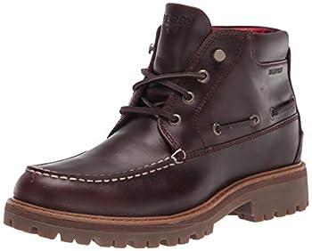 Sperry Men s Authentic Original Lug Chukka Boot Amaretto 10