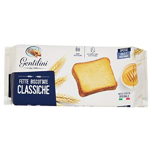 Gentilini Fette Biscottate - 185 gr