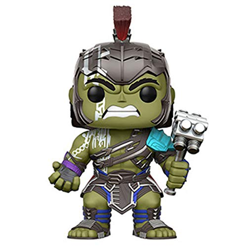 GYH Modelo - Funko Pop! Marvel: Thor Ragnarok S1 - Hulk Helmet Gladiator (#)'' (Color : A)