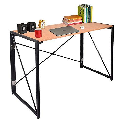 Genérico Kstation Mesa de PC Mesa de Estudio hogar Plegable ...