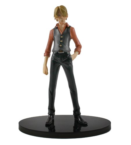 Vol.1 Sanji separately figure Banpresto Prize ONE PIECE one piece molding SCultures king showdown at the summit (japan import)