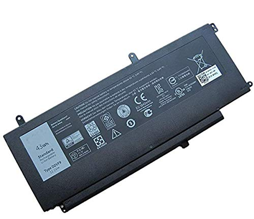 AAS D2VF9 PXR51 0PXR51 Laptop Battery 11.1V 43Wh compatible with Dell Inspiron 15 7547