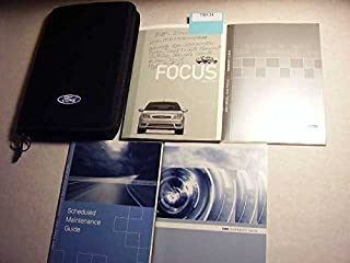Best 2007 ford focus owners manual Reviews