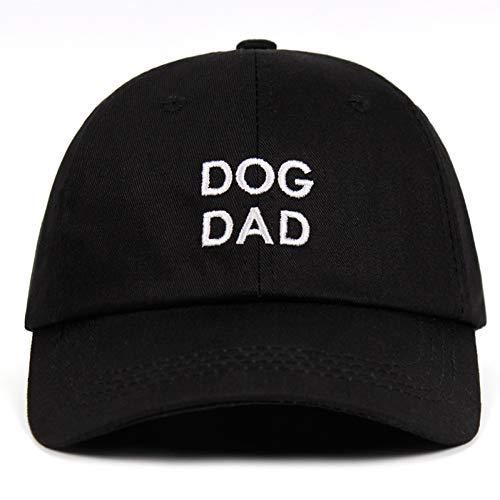 DGFB Perro Papá Bordado Sombrero Sombrero Personalizado Hecho A Mano Día De La Madre Mamá Embarazada Gorra De Béisbol Enfermera Conejito Hija Moda Curvo Papá