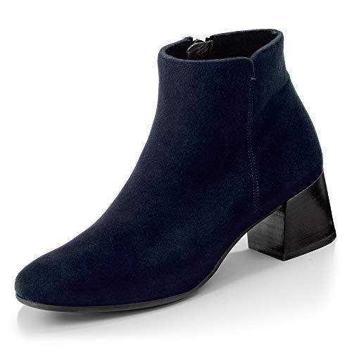 Paul Green 9609 Damen Stiefelette Blau, EU 37,5