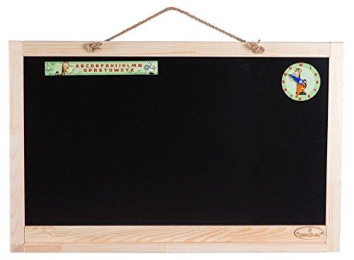 AZZAP WANDTAFEL Wandtafel Holz Tafel Werbetafel Kreidetafel Schultafel Dekotafel Kindertafel SARA 6