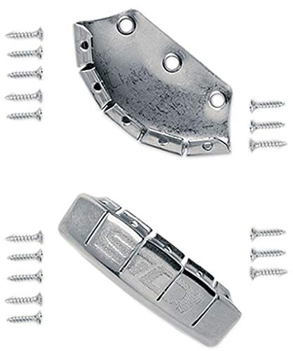 SIDI Ersatzteil Stiefelkappe Set Crossfire inklusive Befestigungsmaterial