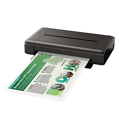 Lowest Prices! TANCEQI Portable Five-Color Color Inkjet Printer, 5-Color Photo HD Printing, 9600Dpi ...