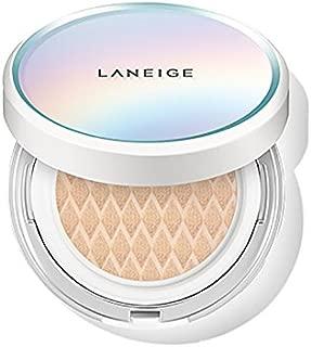 Laneige New BB Cushion Pore Control 15g+Refill 15g SPF50+ PA+++ Long Lasting Foundation (No.11 Porcelain)