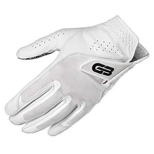 Grip Boost Tour Hyper Touch Men's Golf Glove 2.0 (Cadet Medium/Large, Worn on Right Hand)