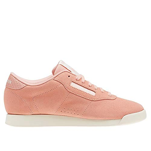 Reebok Damen Princess Woven Emb Fitnessschuhe, Pink (Sweet Pink/Chalk 000), 40.5 EU