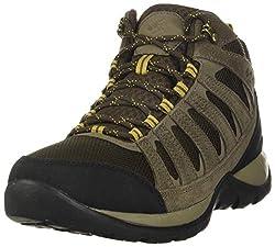 Columbia men's REDMOND lightweight hiking shoes for wide feet