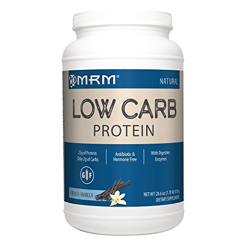 MRM Low Carb Protein Vanilla, 28.54 Ounce