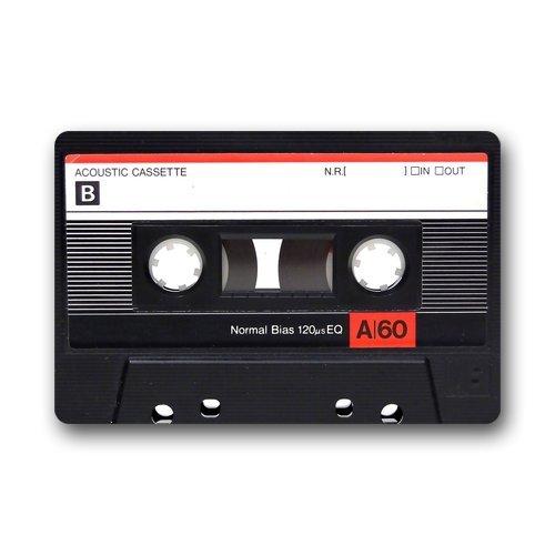 Phavorest Custom Kassette Musik Tape Fußmatten Bezug Rutschfest maschinenwaschbar Outdoor Innen Badezimmer Küche Decor Teppich Matte