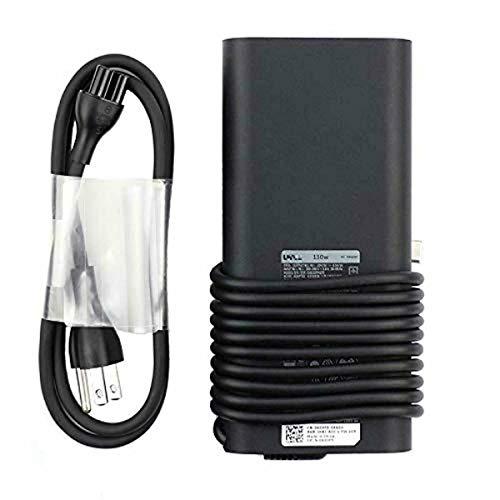 New Genuine for Dell 130-Watt Type-C AC Power Adapter Cord for DA130PM170,HA130PM170