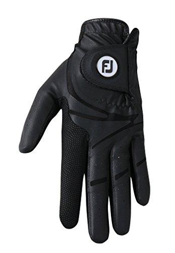 Footjoy GTxtreme - Guante de Golf para Zurdos, Color Negro, Izquierda, Modelo...