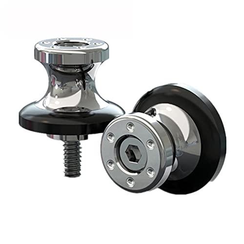 Sworkarm Spools Slider for GSR 750 600 400 GSX650F GSX1250FA GSF 1250/1200 N/S Bandit SV650 CNC CNC Tornillo de Soporte para GSR750 600 400 GSX650F Accesorios Especiales modificados