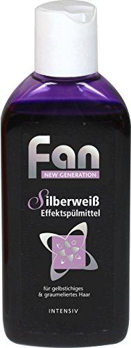 CMC Cosmetic Fan Silberweiß Effektspülung,1er Pack, (1x 100 ml)