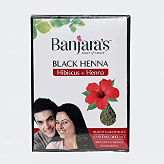 Banjaras Black Henna with Amla