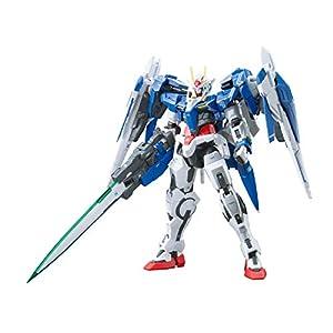 RG 機動戦士ガンダム00 GN-0000+GNR-010 ダブルオーライザー 1/144スケール 色分け済みプラモデル