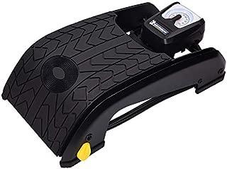 Michelin 12206 Analogue Double Barrel Foot Pump (Black)