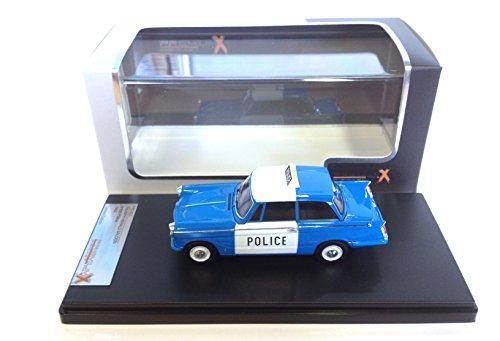 Ixo Triumph Herald Saloon UK Police Voiture 1/43 Premium X PRD323