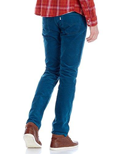 Levi's 511 Slim Fit Jeans, Blu (Royal 1493), 32W x 34L Homme